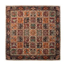Termeh, Persian Style Tapestry Silk Tablecloth Code 54