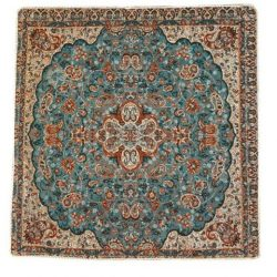 Termeh, Persian Style Tapestry Silk Tablecloth Code 52