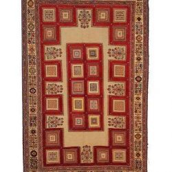 Handmade Persian Wool Rug 1104542