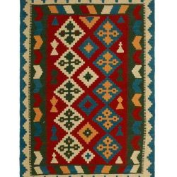 Handmade Persian Wool Rug 22225