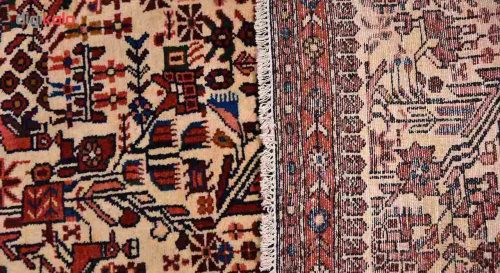 Handmade Persian Wool Carpet H1422
