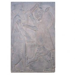 Persepolis - War with monsters Tablet Statue FG370