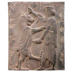 Persepolis - War with monsters Tablet Statue FG360