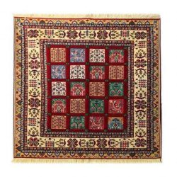 Handmade Persian Wool Rug 1103807