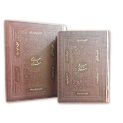 Masnavi - The Poetry of Rumi Farsi Book