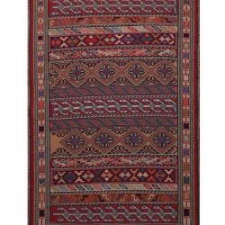 Handmade Persian Wool Rug 100957