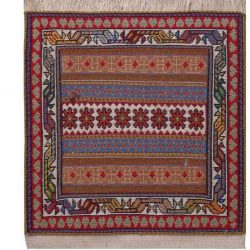Handmade Persian Wool Rug 100958