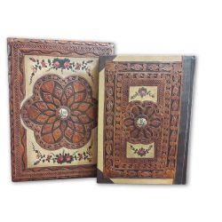 The Divan of Hafiz With Natural Leather Box