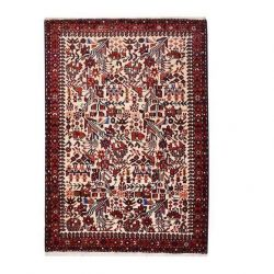 Handmade Persian Wool Carpet, Code H1422