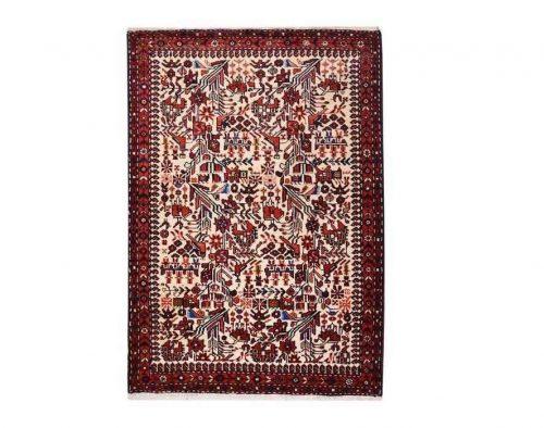 Handmade Persian Wool Carpet, Code H1422