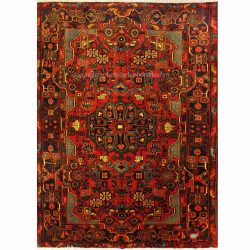 Handmade Persian Carpet, 100% Wool Code 108102