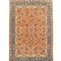 Handmade Persian Wool Carpet, Code 101951