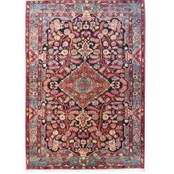 Handmade Persian Wool Carpet, Code H1369