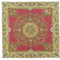 Termeh, Persian Style Tapestry Silk Tablecloth Code 44