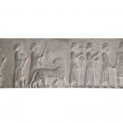 Persepolis - Gift of Lion Tablet Statue S1099