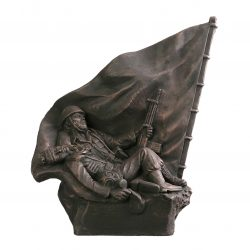 Honoring Sacrifice in War Statue Sculpture