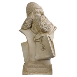 Baba Taher Persian Poet Statue