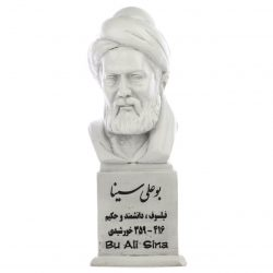 Abu Ali Sina or Avicenna Persian Polymath Statue
