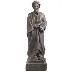 Saadi Shirazi Persian poet Sculpture