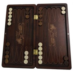 Chess & Backgammon Board, Achaemenid Soldier