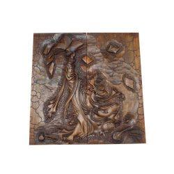 Backgammon Handmade Woodcarving In wind