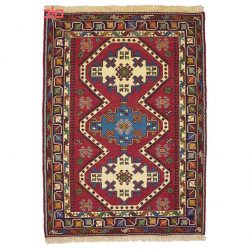 Handmade Persian Rug, 100% Wool 980403
