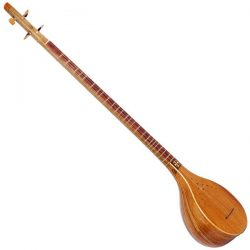 Persian Setar Instrument, Zolghadr Model 2 Stamp VIP