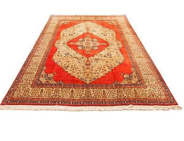 Handmade Persian Wool Carpet 102055
