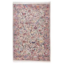 Handmade Persian Carpet, 100% Wool 170016