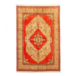 Handmade Persian Wool Carpet 102055