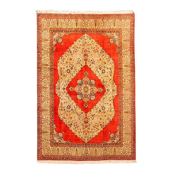 Handmade Persian Wool Carpet Code 102055