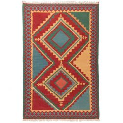 Persian Handmade Rug, 100% Wool 171032