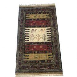 Handmade Persian Wool Rug Co1019