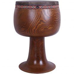 Persian Tombak Tonbak Shirani Model SH European Ash