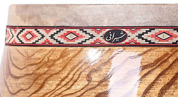Persian Shirani Tonbak Tombak Model 4 Stamps European Ash