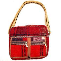 Handmade Persian Jajim Shoulder bag Code 100