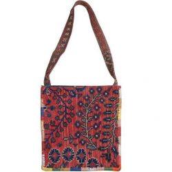 Handmade Persian Carpet Women Shoulder bag 101340