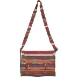 Handmade Persian Jajim Women Shoulder bag Code 101342