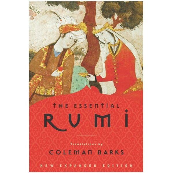 The Essential Rumi English Book