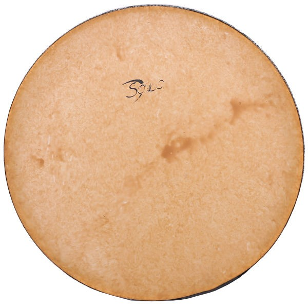 Persian Daf Drum Solo with Natural Leather
