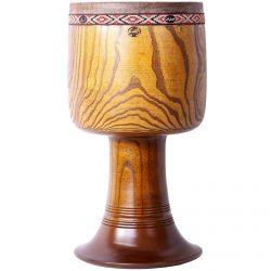Persian Shirani Tonbak Tombak Zarb Drum Model European Ash