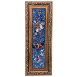 Persian Tableau Rug Carpet TABLO FARSH Code MOH49