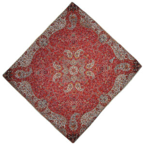 Termeh, Persian Style Tapestry Silk Tablecloth Code 15