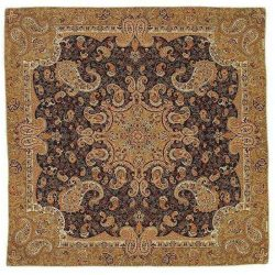 Termeh, Persian Style Tapestry Silk Tablecloth Code 19