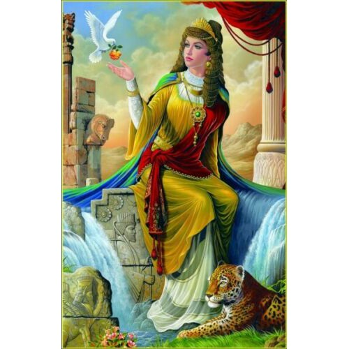 1000 Piece Persian Puzzle - Princess