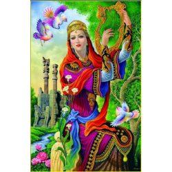 1000 Piece Persian Puzzle - Persian Girl