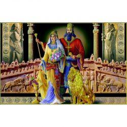 1000 Piece Persian Puzzle - Achaemenid