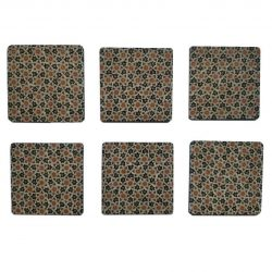 Drink Coasters: Turkish/Persian Design Pattern 01