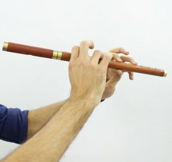 Persian Woodwind Flute Ney Nay Ali Mosavi 2 Stamps