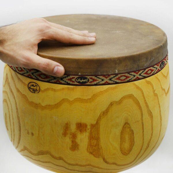 Persian Shirani Tonbak Tombak Zarb Drum 4M